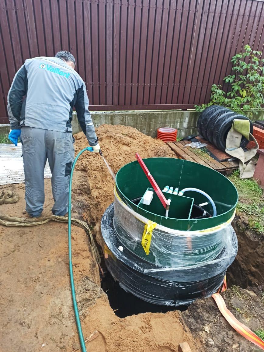 Очистка сточных вод в частном доме
